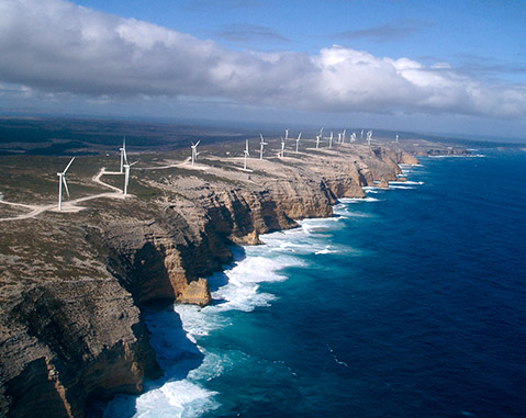 Cathedral Rocks Wind Farm